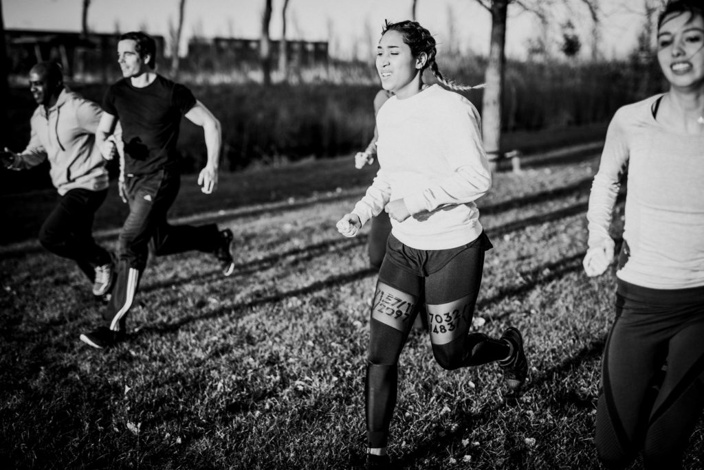 Personal training HIIT workouts in nieuw-vennep